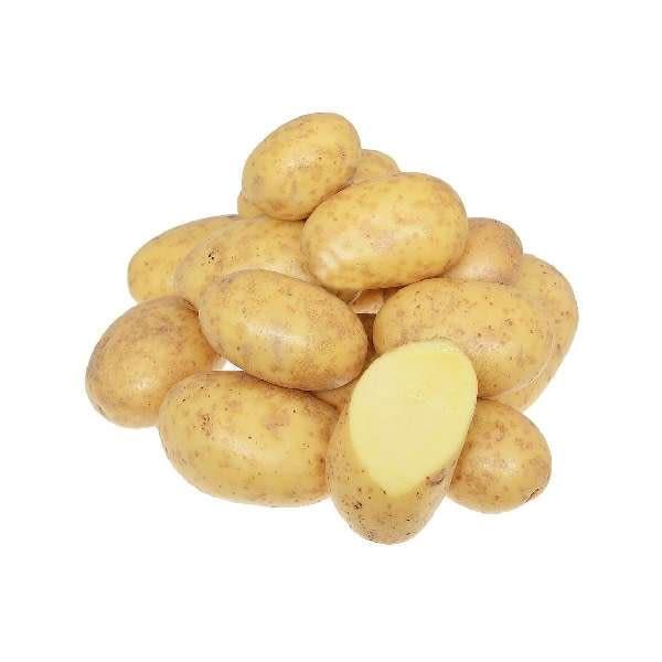 Картофель для жарки мытый