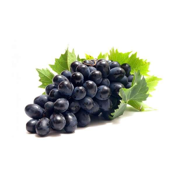Виноград чёрный без косточки